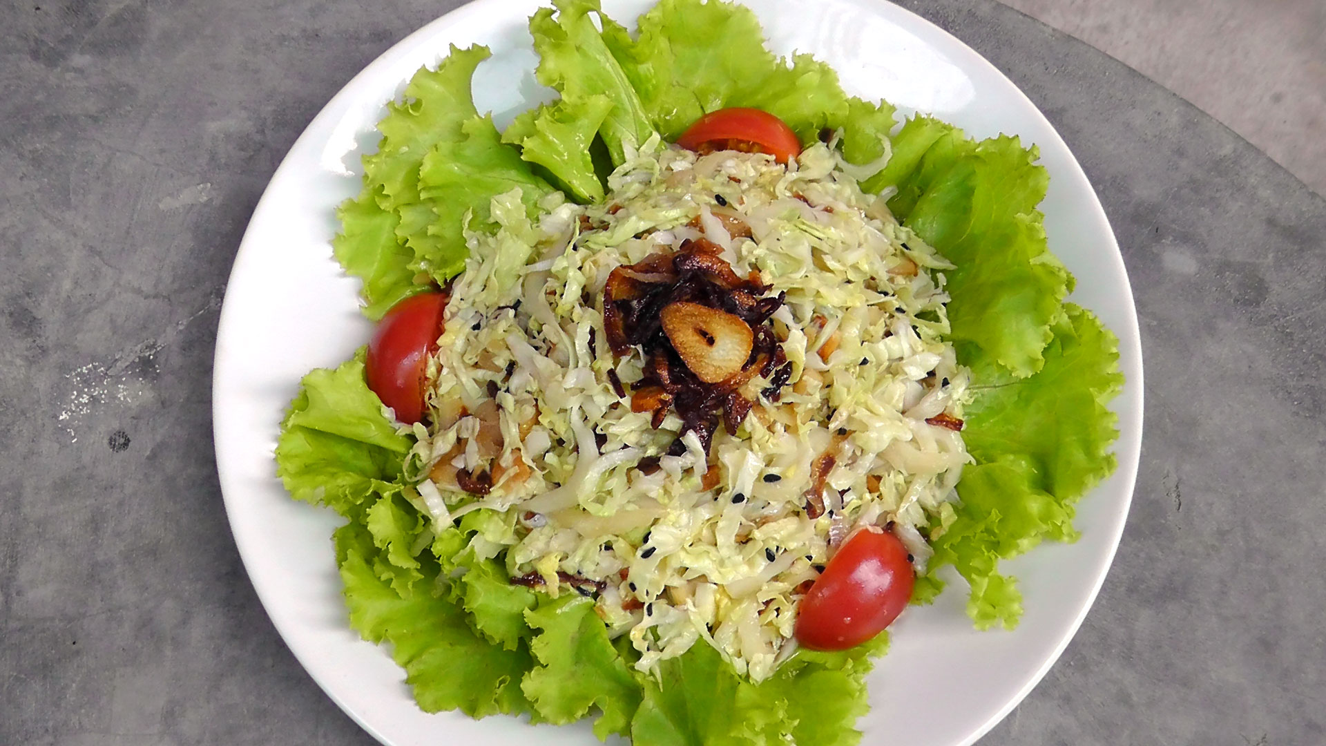 vegetarian-burmese-ginger-salad